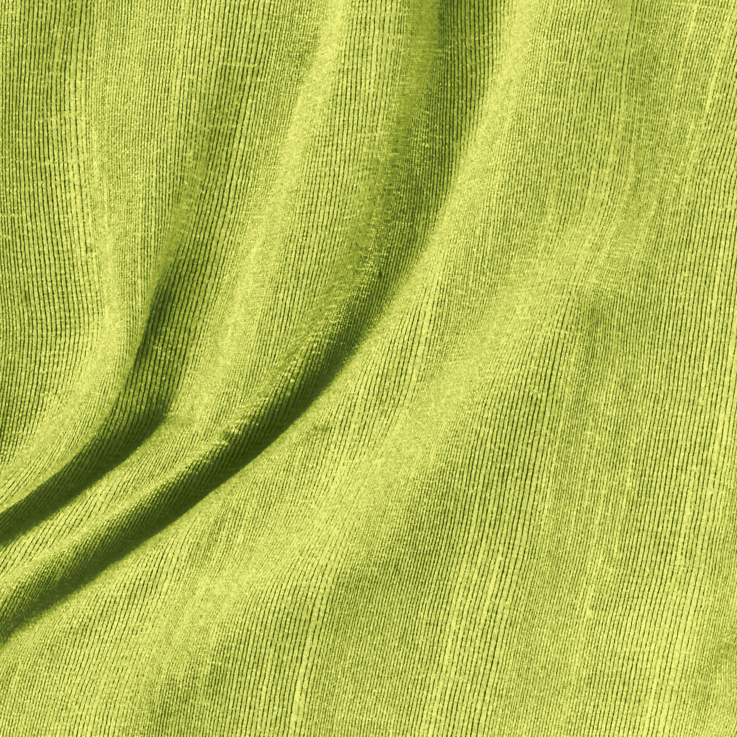 Pure Touch Lime Green Fabric