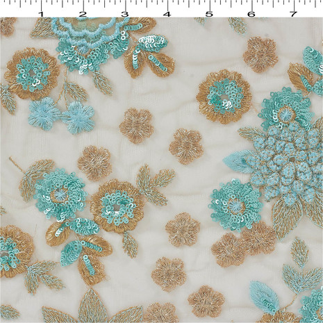 Embroidery Material Manufacturer in Surat